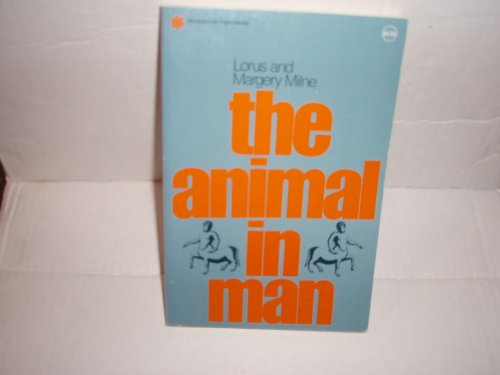 9780070423923: The Animal in Man