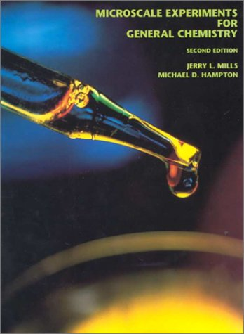 9780070424470: Microscale Experiments for General Chemistry