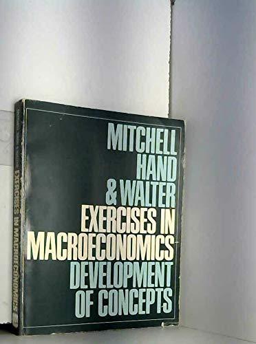 9780070425118: Exercises in Macroeconomics
