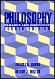 9780070425255: Philosophy: Paradox and Discovery