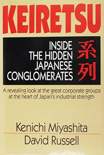 9780070425835: Keiretsu: Inside the Hidden Japanese Conglomerates