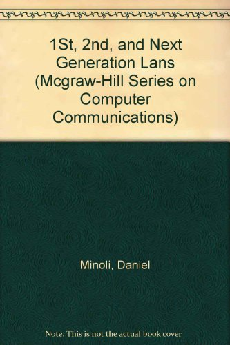 9780070425866: 1St, 2nd, and Next Generation Lans (Mcgraw-Hill Series on Computer Communications)
