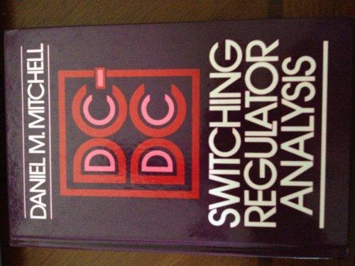 9780070425972: Dc-Dc Switching Regulator Analysis