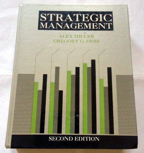 9780070427914: Strategic Management (Mcgraw-Hill Series in Management)