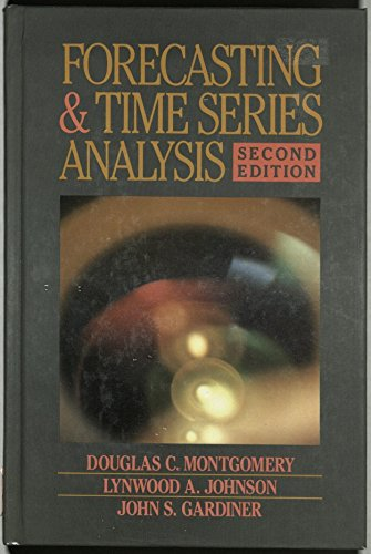 9780070428584: Forecasting and Time Series Analysis