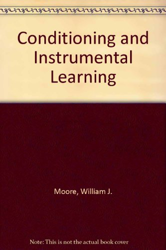 9780070429024: Conditioning and Instrumental Learning