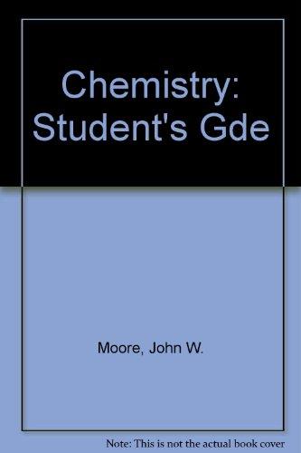 9780070429277: Chemistry: Student's Gde