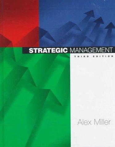 9780070430143: Strategic Management