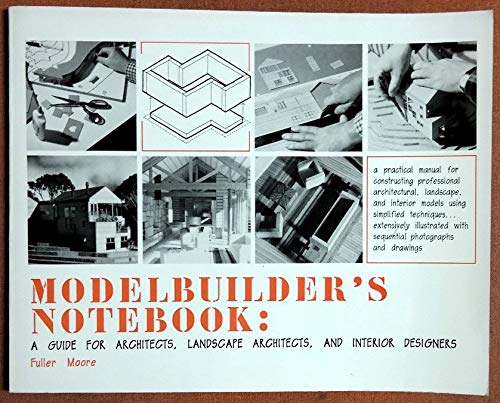 9780070430266: Modelbuilder's Notebook: A Guide for Architects, Landscape Architects, and Interior Designers