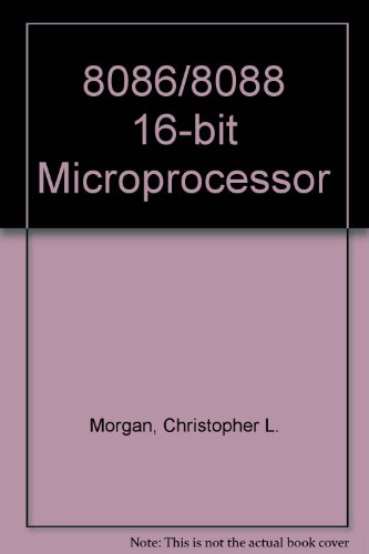 9780070431096: 8086/8088 16-bit Microprocessor