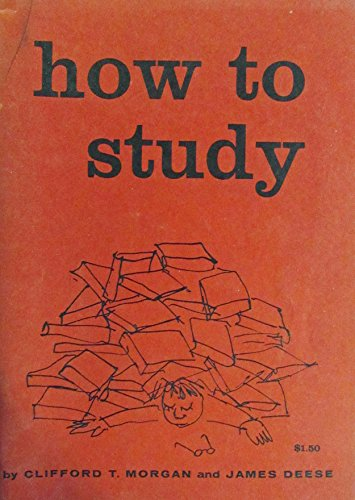 9780070431133: How to Study