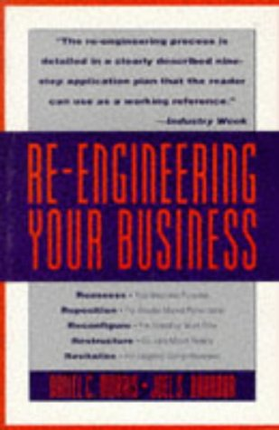 9780070431799: Re-Engineering Your Business
