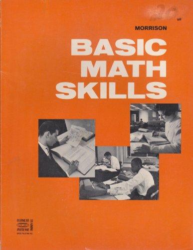 9780070431973: Basic Math Skills