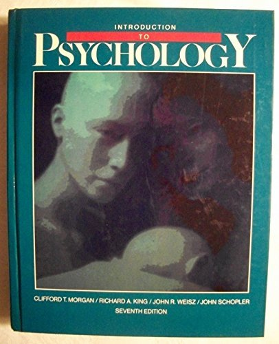 9780070432109: Introduction to Psychology
