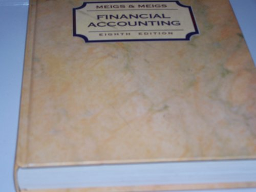 9780070433441: Financial Accounting