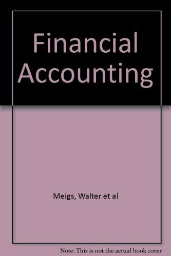 9780070433502: Financial Accounting