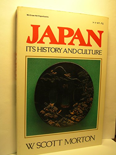 9780070434226: Japan, Its History and Culture