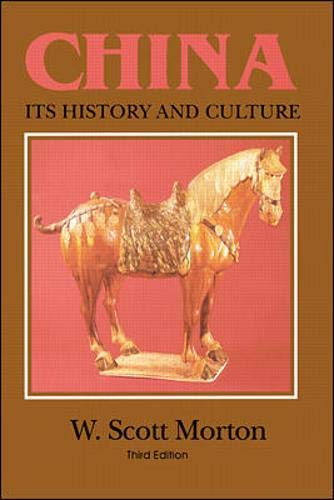 9780070434240: China: Its History and Culture (China: It's History & Culture)