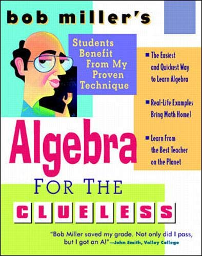 9780070434257: Algebra for the Clueless