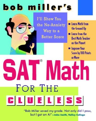 9780070434325: SAT Math for the Clueless