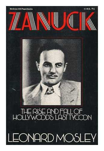 9780070434653: Zanuck: The Rise and Fall of Hollywood's Last Tycoon