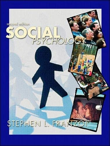 9780070434943: Social Psychology