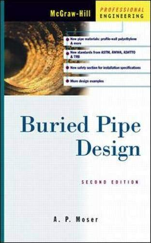 9780070435032: Buried Pipe Design, 2nd Edition