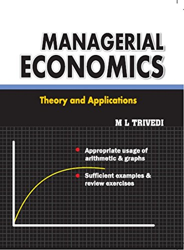 9780070435780: Managerial Economics: Theory & Applications