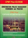 9780070435872: Construction Project Management Techniques and Practice. CPMT Plus CD-ROM. A self-study and rapid learning software