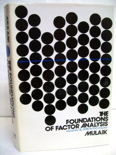 9780070439801: Foundations of Factor Analysis (McGraw-Hill series in psychology)