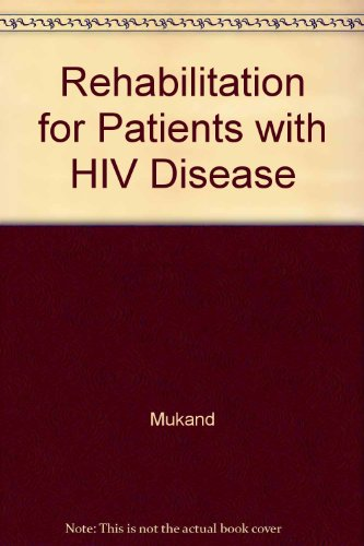 9780070439931: Rehabilitation for Patients With HIV Disease