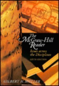 9780070440098: The McGraw-Hill Reader: Issues Across the Disciplines