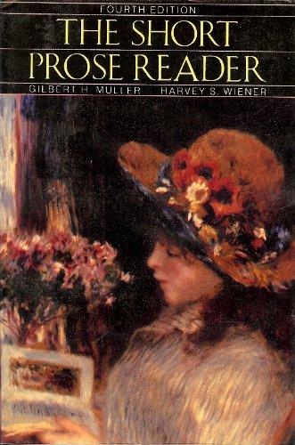 9780070440210: The Short Prose Reader