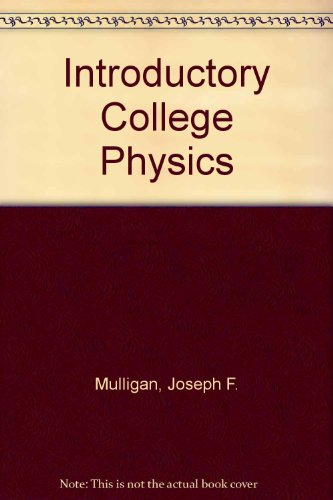 9780070440364: Introductory College Physics