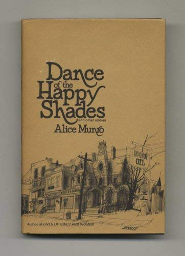 Dance of the happy shades and other stories (0070440484) by Alice Munro