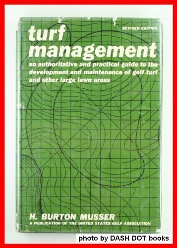 9780070441347: Turf Management
