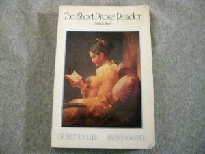 9780070441354: The Short Prose Reader