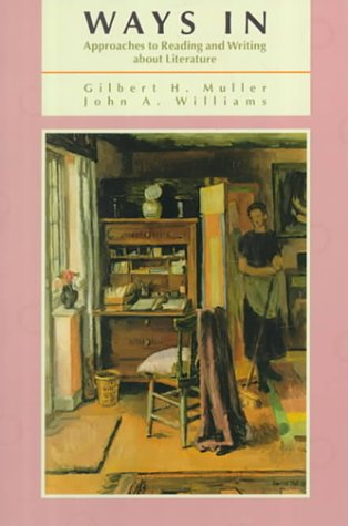 9780070442030: Ways In: Approaches To Reading and Writing About Literature