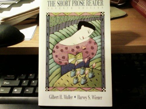 9780070442498: The Short Prose Reader