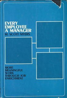 9780070442689: Every Employee a Manager