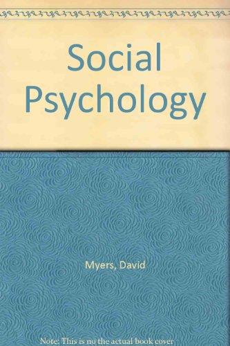 9780070442771: Social Psychology