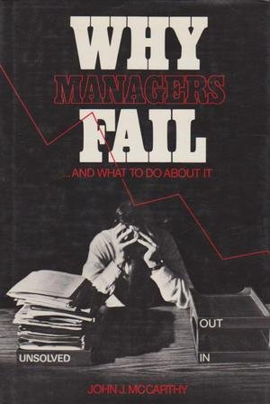 9780070443150: Why Managers Fail