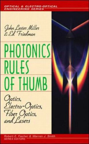9780070443297: Photonics Rules of Thumb: Optics, Electro-Optics, Fiber Optics, and Lasers (Optical and Electro-Optical Engineerirng Series)