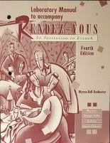9780070443402: Rendez-Vous: An Invitation to French