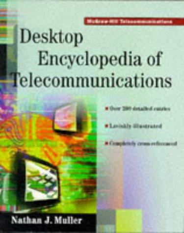 9780070444577: Desktop Encyclopedia of Telecommunications (Mcgraw-Hill Telecommunications)