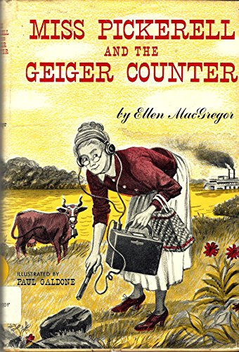 9780070445543: Miss Pickerell and the Geiger Counter