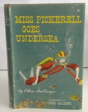 9780070445581: Miss Pickerell Goes Undersea