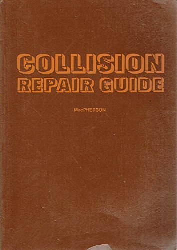 9780070446908: Collision Repair Guide (McGraw-Hill automotive technology series)