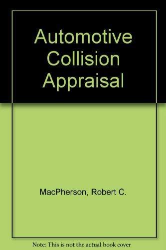 9780070446953: Automotive Collision Appraisal
