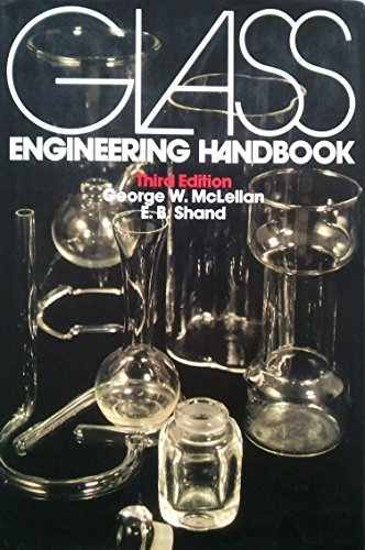 9780070448230: Glass Engineering Handbook